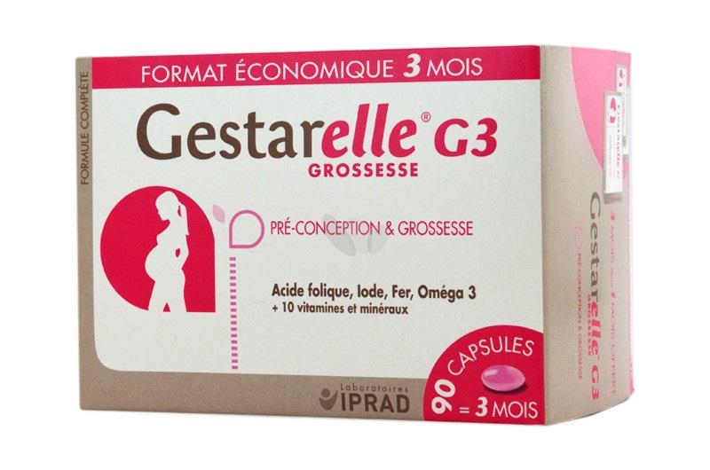 vitamine pour femme enceinte