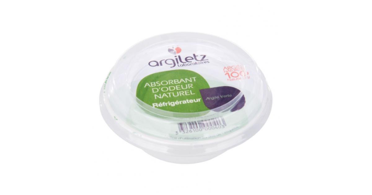 ARGILETZ absorbe-Graisse odeurs Naturel 115/g