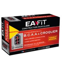 EAFIT Construction musculaire BCAA à croquer