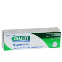 GUM Dentifrice Original White