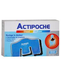 Actipoche Chaud froid Cervicales et trapèzes