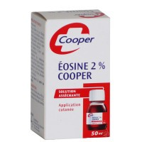 Eosine 2% Cooper Solution Asséchante