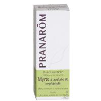 Pranarom huile essentielle de Myrte à acétate de myrtényle 10ml
