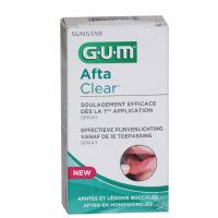 GUM Afta Clear Spray Aphtes et lésions buccales