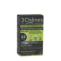 3Chênes Soin repigmentant Cheveux naturels ou colorés