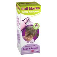 FULL MARKS Anti Poux Spray 150 ml