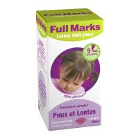 FULL MARKS Anti Poux Lotion 100 ml