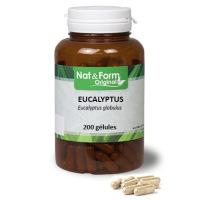 NAT&FORM Eucalyptus 200 gélules