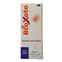 Bloxoto solution auriculaire