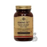 SOLGAR Amino 75 Complexe d'acides aminés