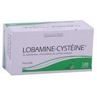 Lobamine Cysteine 120 gélules