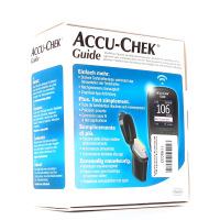 Accu-Chek Guide Kit Lecteur de Glycémie