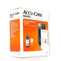 Accu-Chek Mobile Lecteur de Glycémie Sans Bandelette