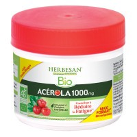 Acerola comprimés 1000mg Bio