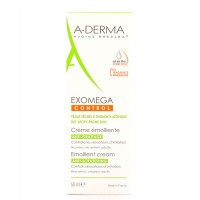 ADERMA Crème émolliente Exomega Control Tube 50 ml