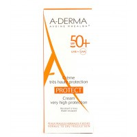 ADERMA Protect SPF50+ Crème très haute protection 40ml