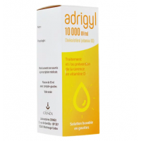 Adrigyl 10000 UI/ml solution buvable en gouttes 10 ml