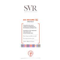 Ak Secure DM Protect en 50 ml une protection solaire pour peaux hypersensibles ou à risque
