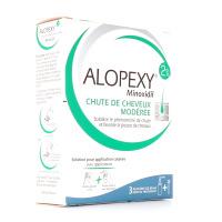 Alopexy Minoxidil 2% 3 x 60 ml