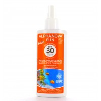 Alphanova Sun SPF 30 kids spray 125g bio
