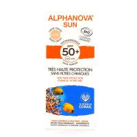 Alphanova Sun spf 50 + crème teintée claire