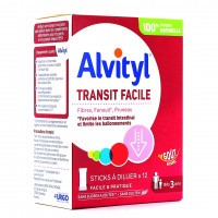 Alvityl Transit facile - 12 sticks