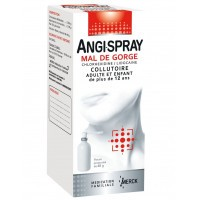 Angispray Mal de Gorge 40 g - Merck
