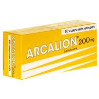 Arcalion 200 mg 60 comprimés