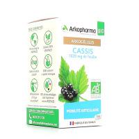 Arkogélules CASSIS 45 ou 150 gélules