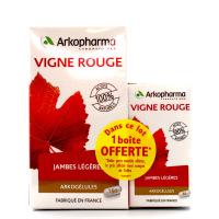 Arkogélules Vigne Rouge Vitiven 45 gélules