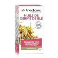Arkopharma Arkogélules huile de germe de blé 60 capsules