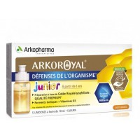 Arkopharma Arkoroyal junior - 5 unidoses