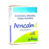 Arnicalme ecchymoses, contusions, fatigue musculaire 40comprimés orodispersibles Boiron