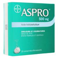 Aspro 500 mg