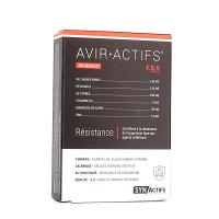 Synactifs Avir Actifs FDV Résistance