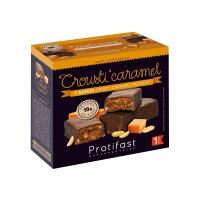 Barres crousti'caramel