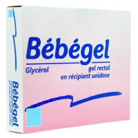 Bébégel gel rectal 6 unidoses