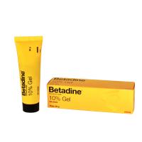 Betadine Dermique 10% gel 30 g