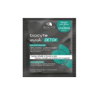 Biocyte Mask détox au charbon 1 sachet