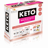 Biocyte Pack Minceur Keto