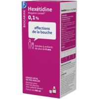 Biogaran Hexétidine 0,1%