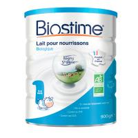 Biostime 1 Lait en Poudre Bio 1er Age 800 g