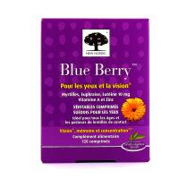 Blue Berry pour les yeux et la vision 120 ou 240 comprimés