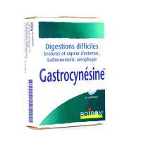 Boiron Gastrocynésine 60 comprimés