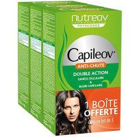 Capileov Anti-chute lot de 3 boîtes de 30 gélules