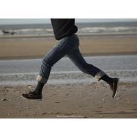 Chaussettes Pied Ouvert Venoflex City Confort Coton Classe 3 Thuasne