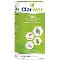 Clariver Toux solution buvable pour adulte en 175 ml