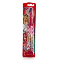 Colgate Brosse à Dent à piles Extra-Souple Barbie