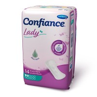 Confiance Lady taille 2 - 14 protections anatomiques