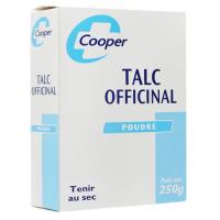 Cooper Talc Officinal Poudre